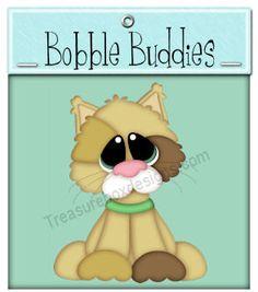 Bobble Buddies (Cat)