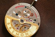 """The Real Story Behind The Bremont Wright Flyer In-House Made BWC/01 """"London"""" Watch MovementJuly 27, 2014, 11:30 am"""