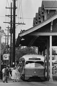 Look Back  St. Louis' streetcar demise