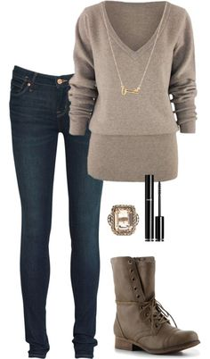 """Combat Casual"" by laurenngurd on Polyvore"