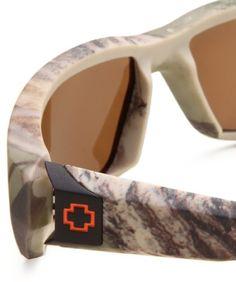 Spy Optic Dirty Mo Wrap Sunglasses