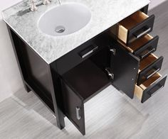 36'' Bosconi SB-2105 Contemporary Single Vanity
