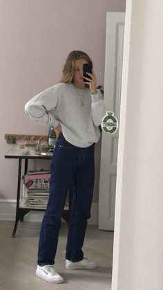 outfit goals for school & outfit goals for school - outfit goals for school casual - outfit goals for school winter Indie Outfits, Cute Casual Outfits, Fall Outfits, Casual Clothes, Fall Clothes, Outfit Winter, Grunge Winter Outfits, Soft Grunge Outfits, Grunge Jeans