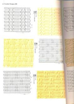 Stitches 137-139