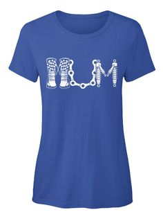c98042c9 Motocross Mum Limited Edition Royal Women's T-Shirt Front Mothers Day 2018, Mothers  Day