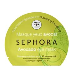 The Ten Best Eye Masks // #10 Sephora Collection Eye Mask