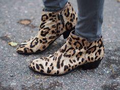 Sam Edelman leo boots. Lilou's Crush | Lily.fi