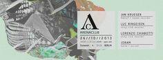 Klubnacht feat. Jan Krueger | Arena Club | Berlin | https://beatguide.me/berlin/event/arena-club-klubnacht-20131026