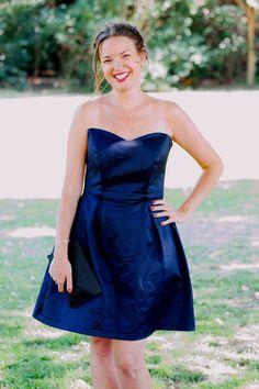 La robe Mariah