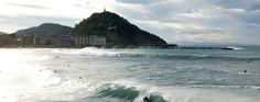 Surf in San Sebastian. More info: http://www.sansebastian.co.uk/surfing-in-san-sebastian/