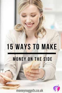 Do you want to earn more money? Being better off isn't just about saving: it's about finding innovative, realistic ways to make extra money. Invest your time and effort wisely following our simple tips!