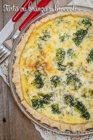 Din bucătăria mea: Tarta cu branza si broccoli Quiche, Brocolli, Vegetarian Recipes, Healthy Recipes, Good Wife, Food Videos, Cookie Recipes, Food And Drink, Vegan