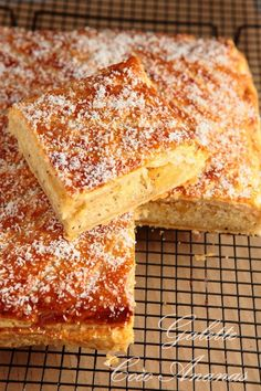 Galette gourmande crème coco & ananas caramélisé