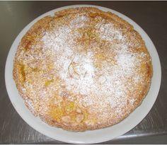 FORNELLI IN FIAMME: CLASSIC FRANGIPANE CAKE - Torta frangipane classica