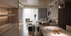 Il monolocale è come una suite di hotel - Il modo migliore per arredare un monolocale è ispirarsi alle suite degli alberghi.