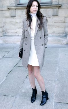MINIMAL + CLASSIC: Charlotte Gainsbourg | LV Boots
