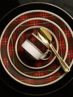 Duke Dinner Plate - Dinnerware Tabletop - RalphLauren.com