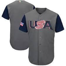 2017 World Baseball Classic Jerseys