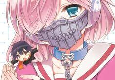 Today's Cerberus Vol. #03 Manga Review