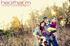 really great family pics and colors