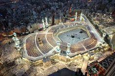 Al Haram 4 - Al Masjed Al Haram - The holy mosq - Makkah - Mecca