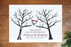 Together at Last Save The Date Cards by Juniper Berry Design at minted.com