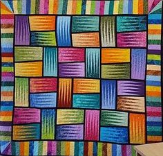 Stepping Stones, Quiltworx.com, Made by Margaret Geraldton