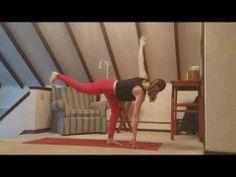 VIDEO: feel good standing sequence. www.bewellyogalifestyle.com #igniteyourfeelgood #yogaeverydamnday