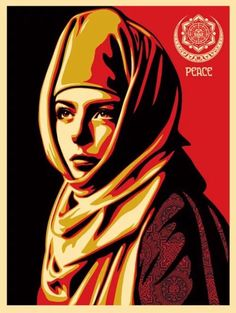 Universal Personhood by Shepard Fairey Screen Print on Cotton Rag Archival Paper. Signed and Numbered edition of The goal of the Universal Personhood poster is to promote peace, equality,. Shepard Fairey Prints, Shepard Fairey Obey, Omg Posters, Bus Art, Political Art, Expo, Art Graphique, Street Artists, Frames
