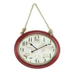"Found it at Wayfair - 16.5"" Wall Clock"