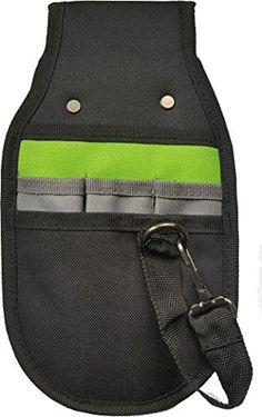 Garden Essential Hard Wearing 5 Pocket Tool Belt Pouch Wi…