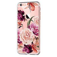 coque iphone 6 rose eternelle