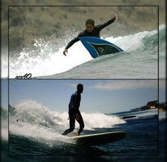 "On his Twitter, Paul Walker wrote ""Outdoorsman, ocean addict, adrenaline junkie..."" He sure loved to surf <3"