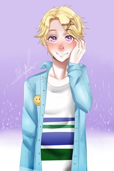 F Happy Valentine S Day Yoosung Version By Hiodollz Drawing