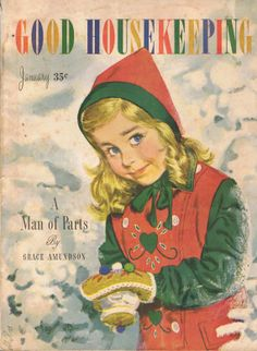 Good Housekeeping Magazine January 1946