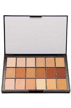 Ben Nye Makeup Media PRO HD Sheer Foundation Palette Global Palette: Beauty