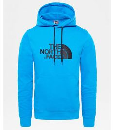 586127721d3 Sudadera The North Face Light Drew Peak Hombre Azul. Shed Marks · Ropa de  montaña