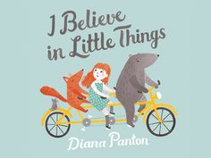 I Believe in Little Things by Jacqui Lee
