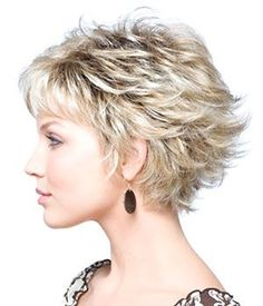 short hairstyles for women over 50 thick hair | Hair Styles for Women Over 50