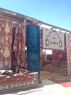 Tesuque Pueblo Flea Market, Santa Fe