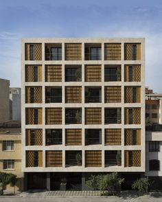 Fragments of architecture — The SABA Apartment / Sara Kalantary + Reza...
