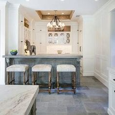 Kelly Nutt Design - kitchens - adjoining butlers pantry, butler pantry, butler…