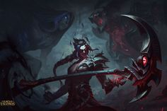 Kayn: The Shadow Reaper - Analysis https://medium.com/@Pingu51472/a-review-for-kayn-the-shadow-reaper-931065bff61d #games #LeagueOfLegends #esports #lol #riot #Worlds #gaming