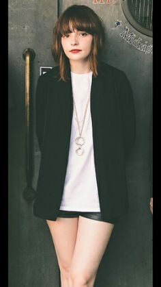 Lauren Mayberry (29 years old believe it or not) - Lead Singer of the  Synth-wave band Chvrches -