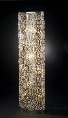 we have a luxury range of lamps here at http://www.absoluteluxuryfurniture.co.uk/lighting.html