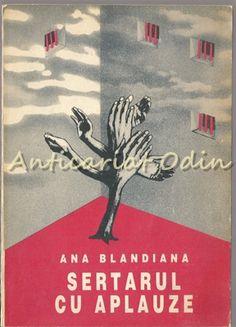 Sertarul Cu Aplauze - Ana Blandiana - Cu Dedicatie Si Autograf Books, Movie Posters, Literatura, Astronomy, Geography, Livros, Book, Livres, Film Posters