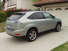 2007 Lexus RX400h bought brand new in December 2006 then sold to pay bills in April 2012