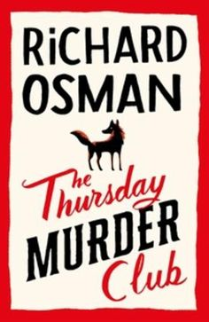 The Thursday Murder Club | Richard Osman | ARK Bokhandel