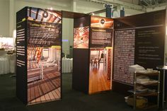 EIB - 3m x 3m x 1m Corner Stand  Green Building Council Exhibition