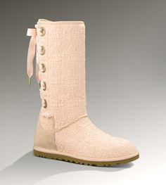 Womens Heirloom Lace Up By UGG Australia=NEED